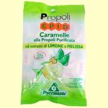 EPID Caramelos Propóleo Melisa y Limón - 24 caramelos - Specchiasol