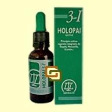 Holopai 3I - Antiinflamatorio Digestivo - 31 ml - Equisalud