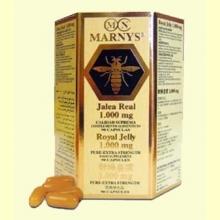 Jalea Real con Lecitina 1000 mg - 90 cápsulas - Marnys