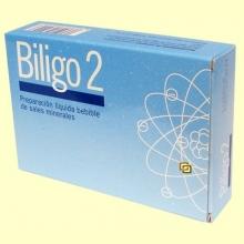 Biligo 2 Cobre - 20 ampollas - Artesanía Agricola