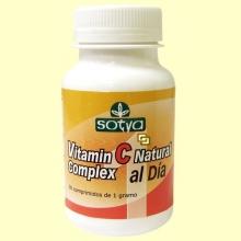 Vitamina C Natural Complex - 90 comprimidos - Sotya