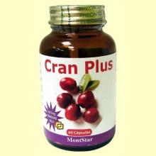 Cran Plus - 60 cápsulas - MontStar