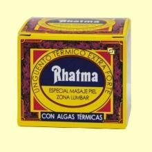 Ungüento Extra Forte Lumbar - 50 ml - Rhatma