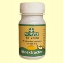 Té Verde - 60 comprimidos - Sotya