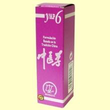 Yap 6 - 31 ml - Purificación del pulmón xuan fi tan calor - Equisalud