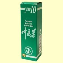 Yap 10 - 31 ml - Estancamiento de qi de higado gan qi yue ji - Equisalud