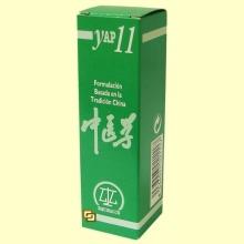 Yap 11 - 31 ml - Exceso de fuego de hígado gan hun sang yen - Equisalud