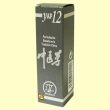 Yap 12 - 31 ml - Síndrome de estancamiento de Qi y de sangre qi xhi xue yu - Equisalud