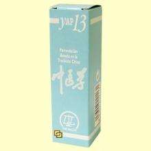 Yap 13 - 31 ml - Síndrome de estancamiento de Qi y de sangre qi xhi xue yu - Equisalud