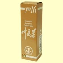 Yap 16 - 31 ml - Bi por calor humedad bi re xi xie - Equisalud
