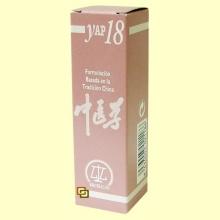 Yap 18 - 31 ml - Acumulación de humedad tan shi - Equisalud