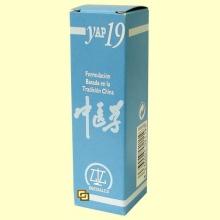 Yap 19 - 31 ml - Desequilibrio de hígado estómago xin shen bu jia - Equisalud