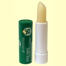 Protector labial Aloe vera y Propóleo - 4 gramos - Armonía
