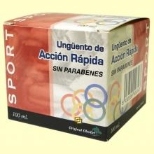 Ungüento de acción rápida - Derbós - 100 ml