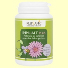 Inmualt Plus - Sistema Inmunitario - 60 cápsulas - Klepsanic