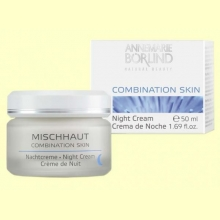 Combination Skin Crema de Noche - Pieles mixtas - 50 ml - Anne Marie Börlind