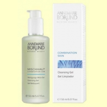 Combination Skin Gel Limpiador- Pieles mixtas - 150 ml - Anne Marie Börlind