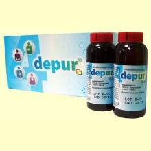 4 Depur - 15 viales monodosis - Depurativo - Masterdiet