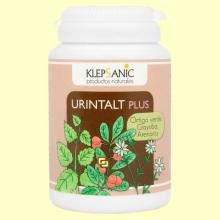 Urintalt Plus - 60 cápsulas - Klepsanic