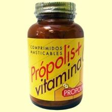 Própolis + Vitamina C - 50 comprimidos masticables - Artesanía Agrícola