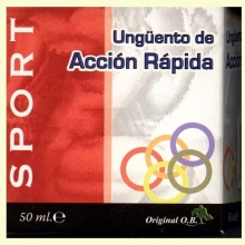 Ungüento de acción rápida - Derbós - 50 ml