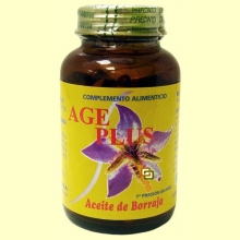 Age Plus Aceite de Borraja - 45 perlas - Golden Green