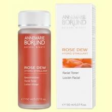 Rose Dew Hydro Stimulant Loción Facial - 150 ml - Anne Marie Börlind