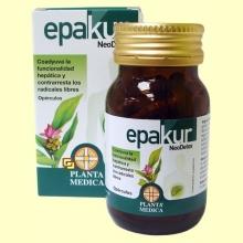Epakur NeoDetox - Ayuda Hepática - 50 opérculos - Planta Médica *