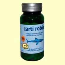 Carti Robis - Cartílago de Tiburón - 90 cápsulas - Robis