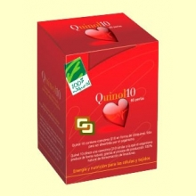 Quinol - Coenzima Q-10 50 mg - 60 cápsulas - 100% Natural