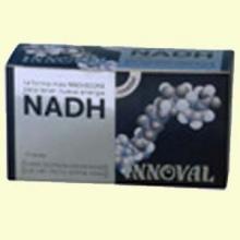 NADH - Memoria, concentración, estabilidad nerviosa - Tongil - 20 cap