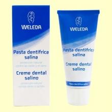 Pasta Dentrifica Salina - 75 ml - Weleda