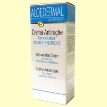 Aloedermal Crema Antiarrugas Ojos y Labios - 30 ml - ESI Laboratorios