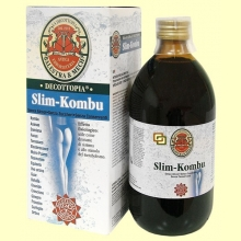 Slim Kombu - La Decottopía Italiana - 500 ml