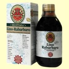 Lino Rabarbaro - La Decottopía Italiana - 250 ml