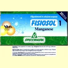 Fisiosol 1 Manganeso de Specchiasol