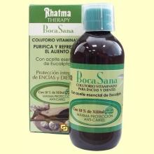 Colutorio Vitaminado Boca Sana - 300 ml - Rhatma