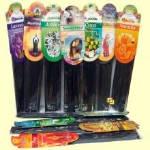 Incienso aromas de Feng Shui - 20 bastones - Samara Import *