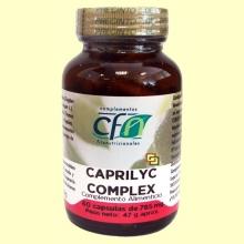 Caprilyc Complex - 60 cápsulas - Laboratorios CFN