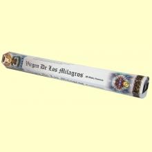 Incienso aroma Vírgen de los Milagros - 20 bastones - Samara Import