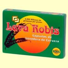 Leva Robis - 60 cápsulas - Robis