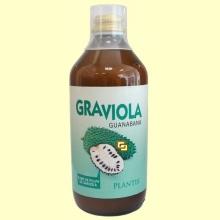Zumo de pulpa de Graviola - Plantis - 500 ml
