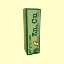 Oligogluco Zn Cu - 30 ml - Equisalud