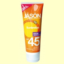 Protector Solar Niños FPS 45 - 113 gramos - Jason