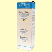Aloedermal Champú Gel de Ducha -  200 ml - ESI Laboratorios