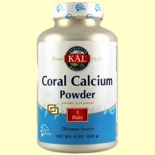 Coral Calcium Sango - Laboratorios Kal - 225 gramos