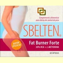 Sbelten Fat Burner Forte - 60 cápsulas - Dieticlar *