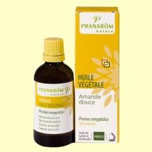Aceite vegetal Almendra dulce Virgen - 50 ml - Pranarom